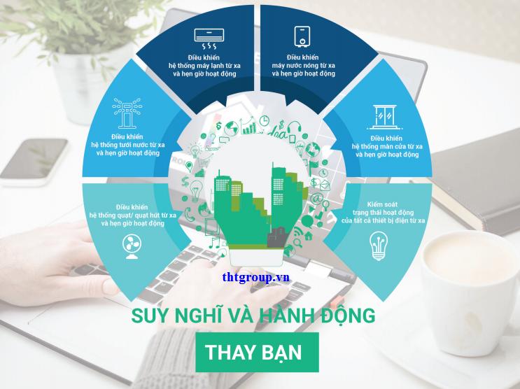 Giải pháp nhà thông minh  OnSky mang đến cho người Việt