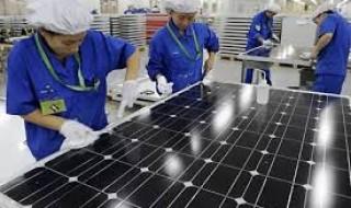 Dây chuyển sản xuất Pin nặng lượng mặt trời Shinsung Hàn Quốc