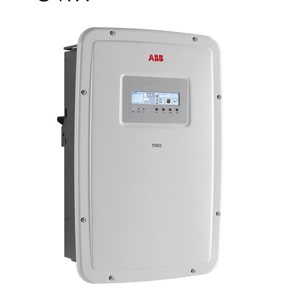 Bộ hòa lưới Inverter ABB Three phase TRIO-5.8/7.5/8.5-TL-OUTD